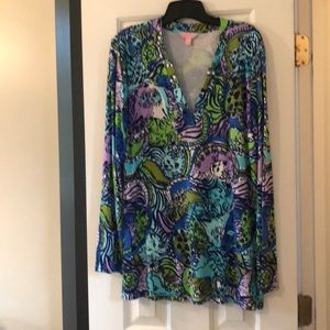 Lilly tunic shirt